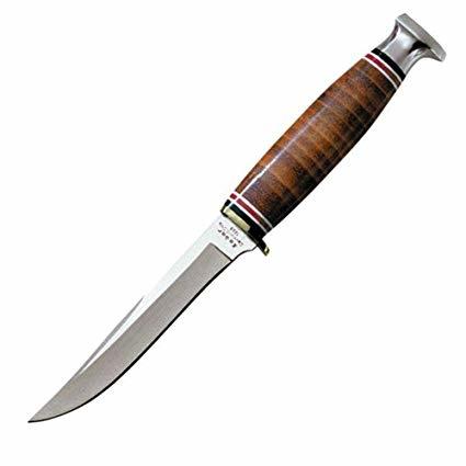 Ka-Bar Little Finn Fixed Blade Knife