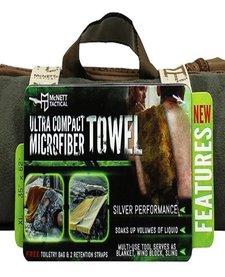 Ultra Compact Microfiber Towel