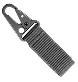 Rothco Black Tactical Key Clip