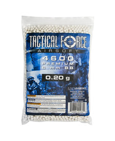 Tactical Force .20g 4600 Count BB
