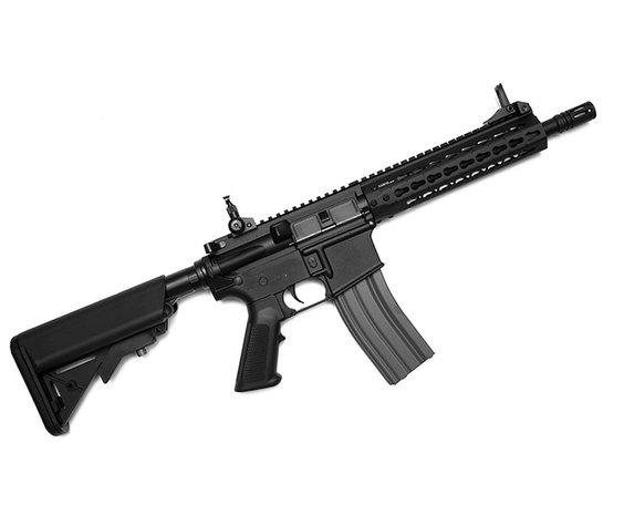 """G&G Armament CM15 KR-CQB 8.5"""" BLK"""