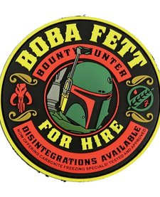 Bounty Hunter for Hire