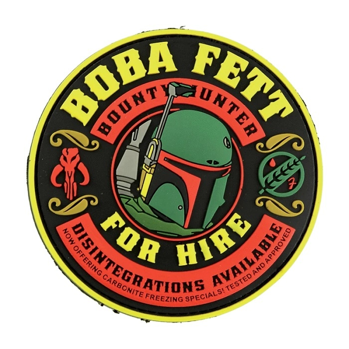 Patch Panel Bounty Hunter for Hire