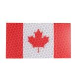 Patch Panel Canada Flag - Hi Vis