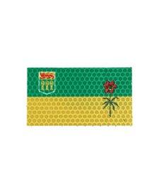 Saskachewan Flag - Hi Vis