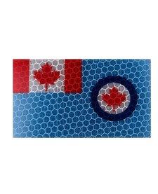 Royal Canadian Air Force Flag - Hi Vis