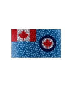 Royal Canadian Air Force Flag - Hi Vis