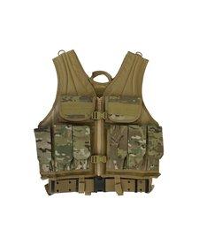 RavenX Tactical M4 Vest Multicam