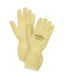 Terry Cloth Lined Twaron Gloves Large