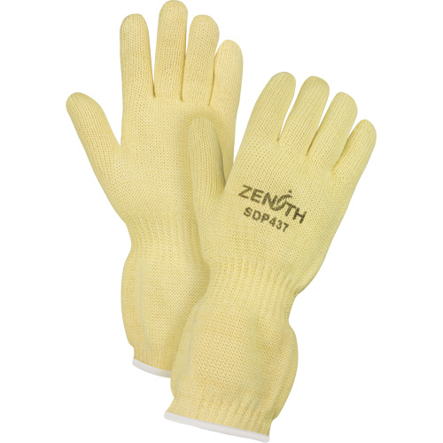 Zenith Terry Cloth Lined Twaron Gloves Large