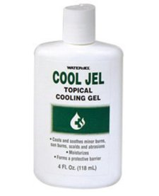 Topical Cooling Gel 4fl oz. 118ml