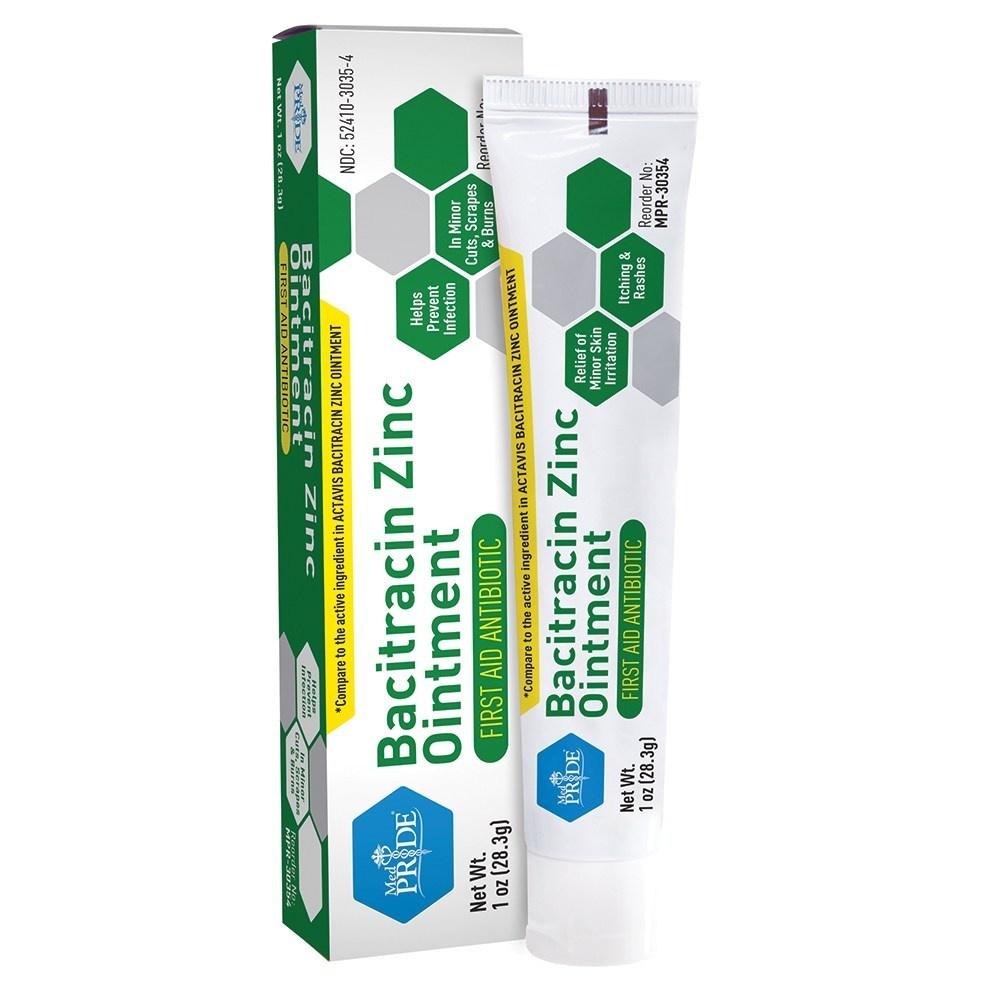 MedPride Bacitracin Zinc Ointment