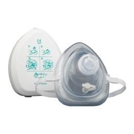Pocket Mask w/ one way valve