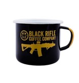 Black Rifle Coffee Company BRCC F*CK Your Sensitivity Enamel Mug