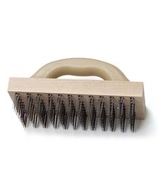 Flat Wire Butcher Block Brush
