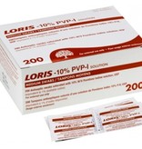 Loris 10% w/v Povidone Iodine Antiseptic Wipe