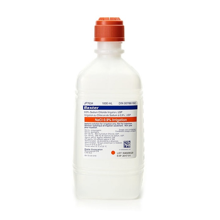 NaCL 0.9% Irrigation Solution 500ml