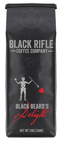 Black Rifle Coffee Company Whole Bean 12oz Blackbeards Delight