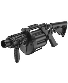 Multiple 40mm Grenade Launcher