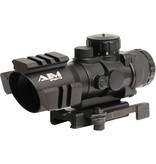 AIM Sports Acog 4X32 Tri-Ill Scope