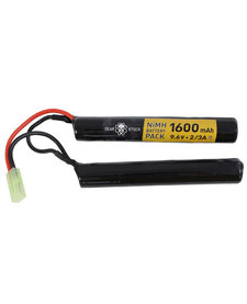 9.6v 1600mAh Battery Nunchuck
