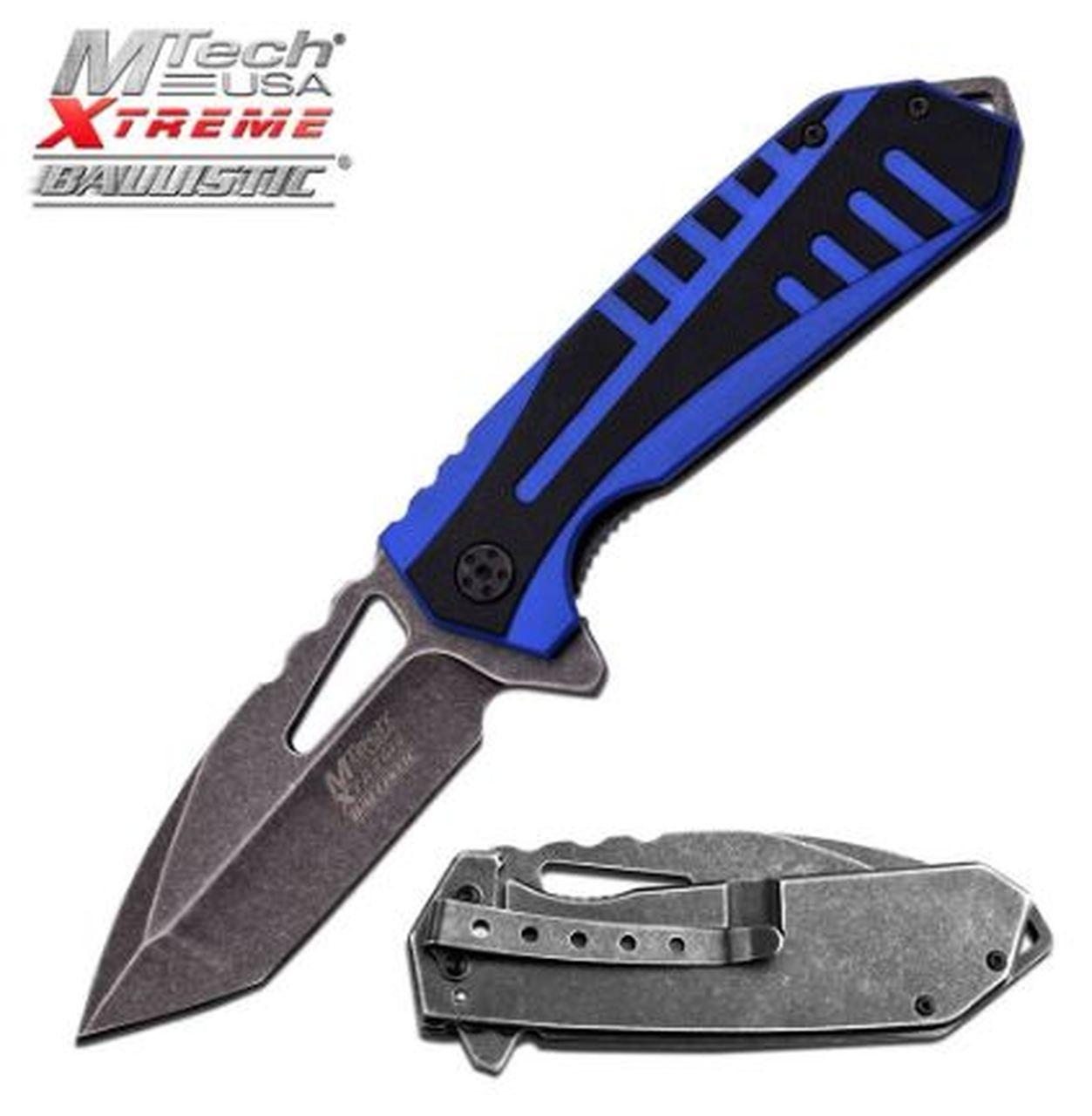 MTech Xtreme MXA842BL