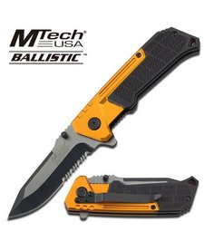 Yellow & Black Ballistic MTA807C