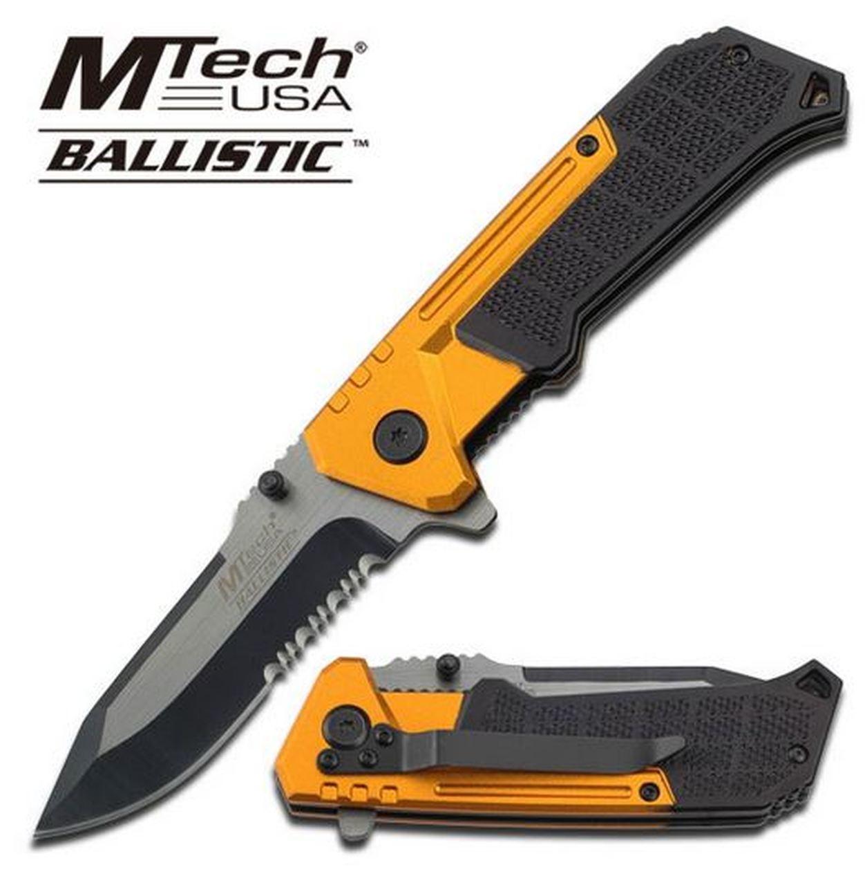 MTech Ballistic MTA807C