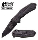 MTech Xtreme Ballistic MXA837BK