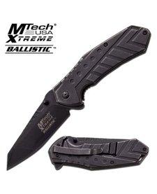 Black Xtreme Ballistic MXA837BK