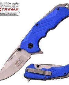 Blue & Silver Xtreme Ballistic MXA848BL
