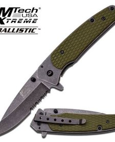 Green Xtreme Ballistic MTMXA826