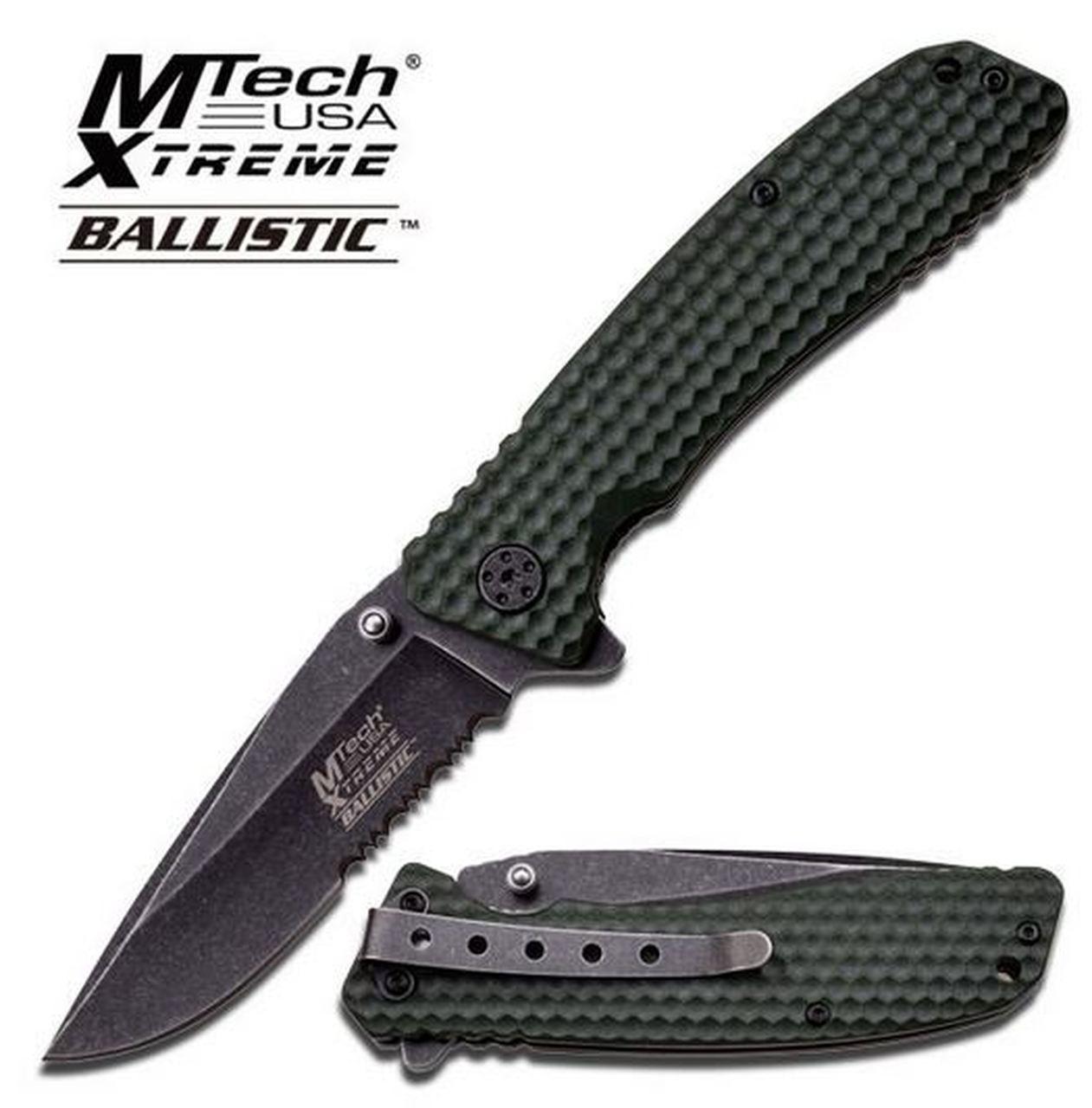 MTech Xtreme Ballistic MTMXA827GN