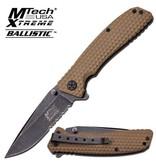 MTech Xtreme Ballistic MTMXA827TN