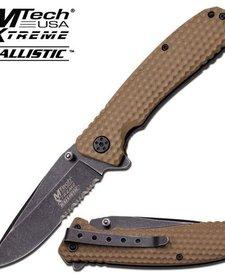 Tan & Grey Xtreme Ballistic MTMXA827TN