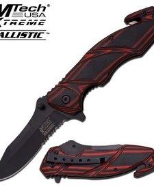 Red & Black Xtreme Ballistic MTMXA832RD