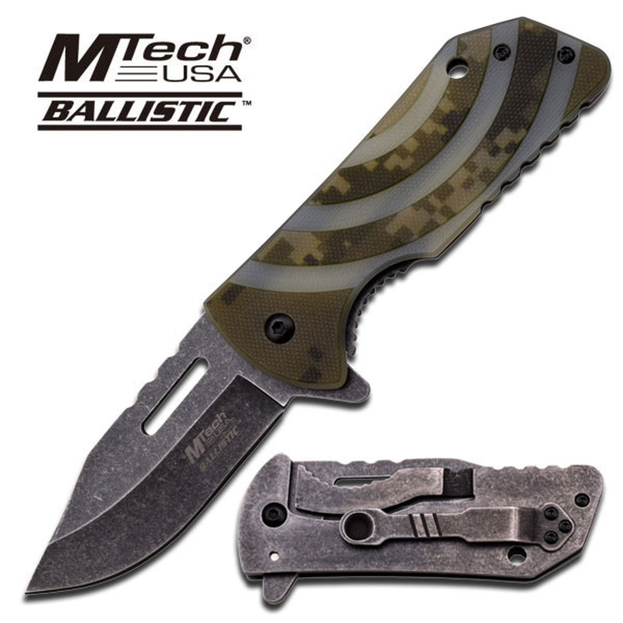 MTech Ballistic MTA850DG