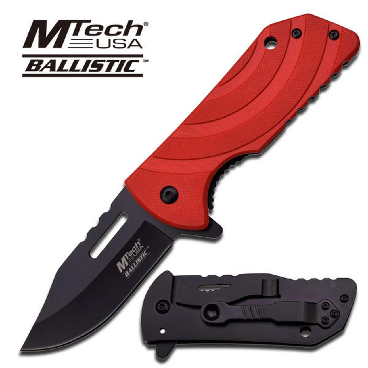 MTech Ballistic MTA850RD