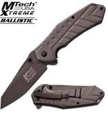 MTech Grey Xtreme Ballistic MXA837GY