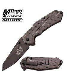 Grey Xtreme Ballistic MXA837GY