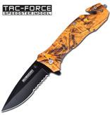 Tac-Force Orange Camo TF434OC