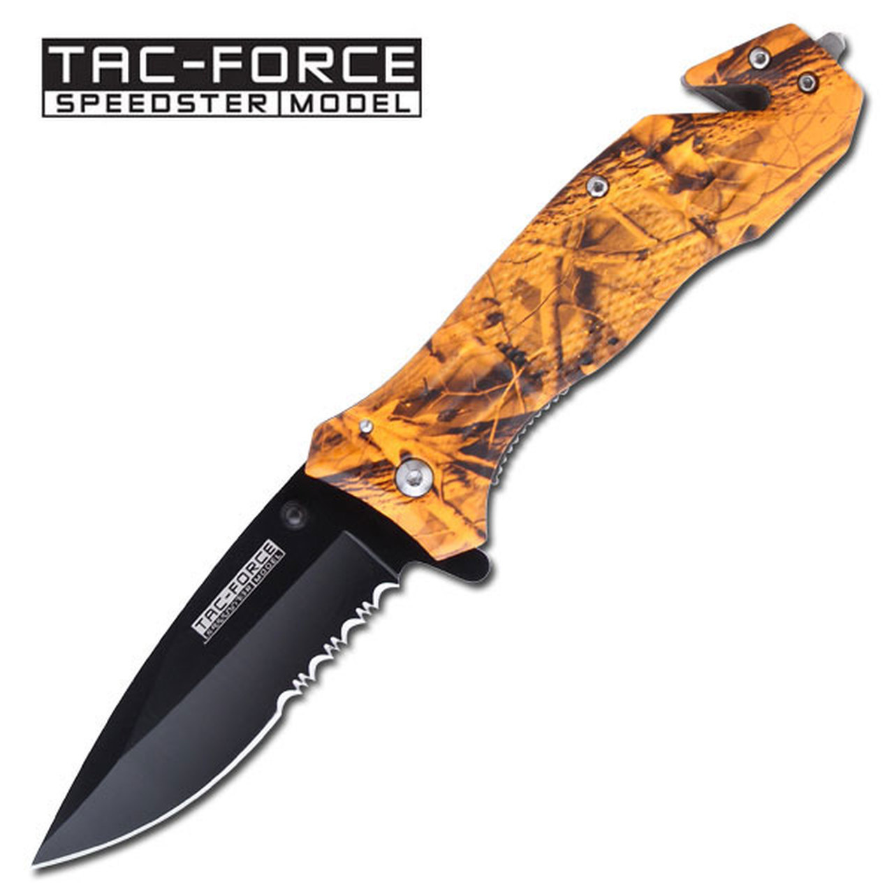 Tac-Force Orange Camo TF434OC