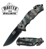 Master Cutlery Marine Camo MCMUA001DG