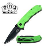 Master Cutlery Apple Green MCMUA002GN
