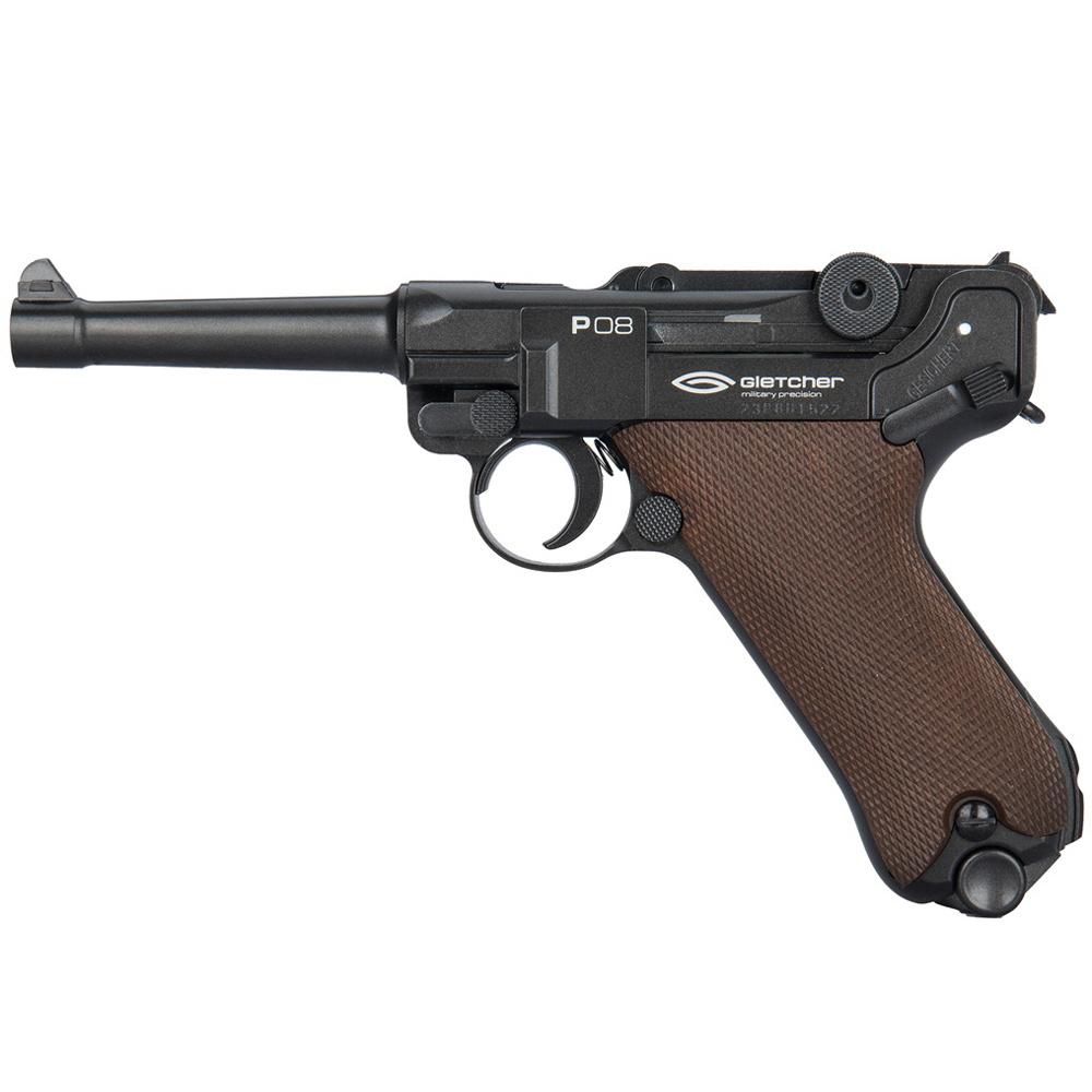 Gletcher P08 Luger