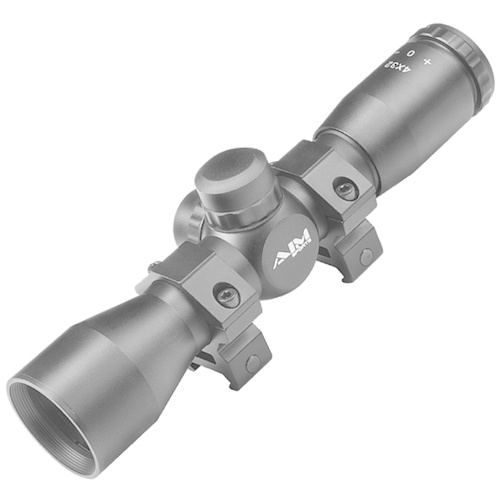 AIM Sports 4x32 Compact Scope - MIL-DOT