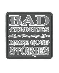 Bad Choices Morale Patch