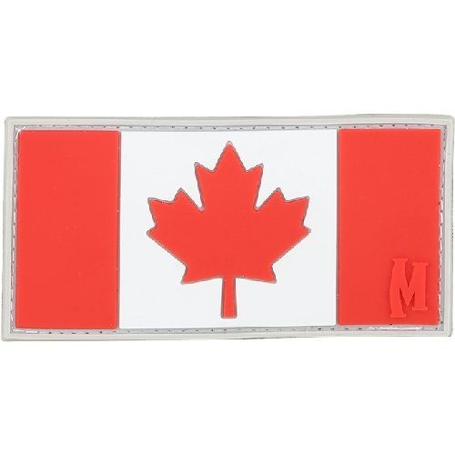 Maxpedition Canada Flag Morale Patch