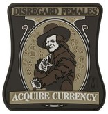 Maxpedition Disregard Females & Acquire Currency Morale Patch