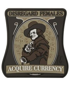 Disregard Females & Acquire Currency Morale Patch